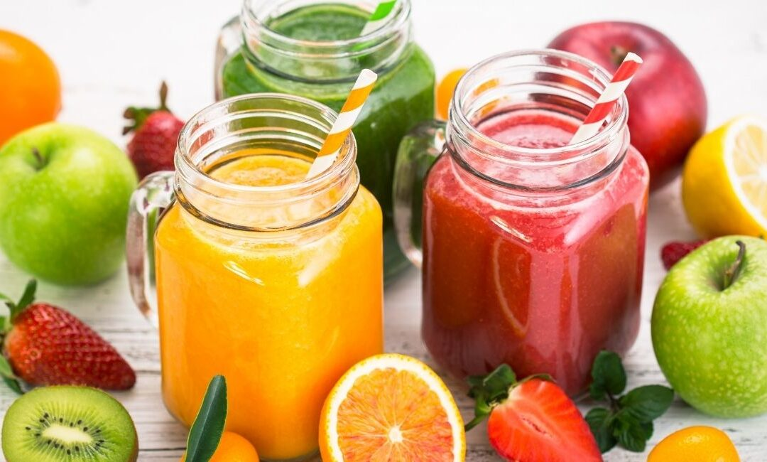 Smoothie for Weight Loss – #FUNKY5 Smoothie