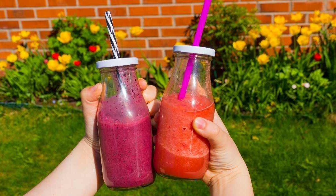 #Funky5 Smoothies for Children