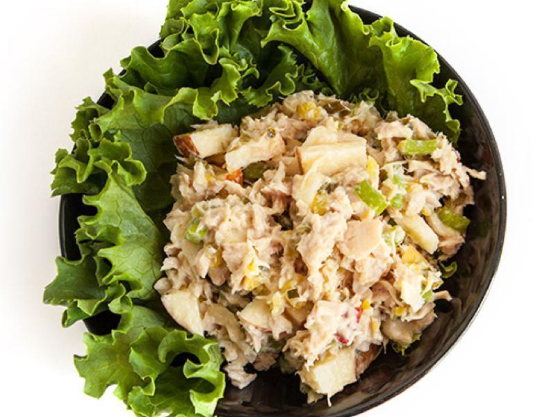 Apple & Tuna Salad