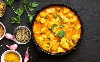 15 Minute Chicken Curry