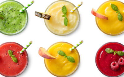 Frozen Fruit Smoothie- The Best Fruit and Vegetables