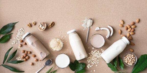 Milk Alternatives for Smoothies