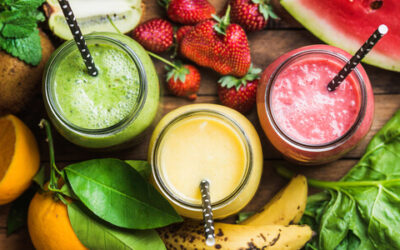 Healthy Smoothies to Support Immunity
